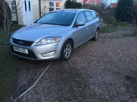 Swaps ford mondeo