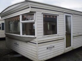 Scotlands largest offsite static caravan sales center FREE UK DELIVERY over 150 static caravans