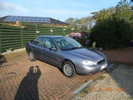 As new! Barn find Ford Mondeo