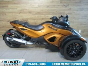 2011 Can-Am Spyder RS SM5 54.13$/SEMAINE