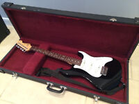 Jackson Charvell CX291, hard case and amp