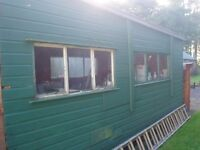 SHED 24 x 8