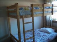 bunk beds withtrundle bed
