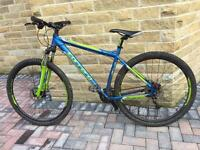 Limited edition Carrera Hellcat 29er mountain bike