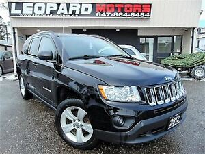 2012 Jeep Compass Sport/North,Sunroof,Bluetooth,4X4,**No Acciden