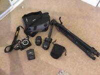 Nikon D3100 24 megapixel camera