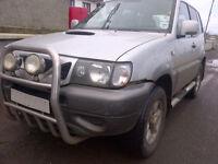 Nissan Terrano II Sport