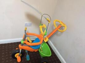 Trike for from 10 months old
