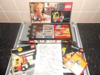 RARE - LEGO TECHNIC 8843 FORKLIFT TRUCK 1984 - EXCELLENT CONDITION