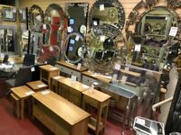 470 different new mirrors all available today £19-£399 OPEN SUNDAY 1-3pm