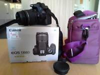 Canon EOS 1300D EF-S 18-55 111