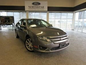 2012 Ford Fusion SEL **AWD, LEATHER, SUNROOF**