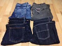 Designer Bundle Jeans Miss Sixty, Hudson, Flippa K, GAp