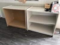 Mdf storage cabinets FREE