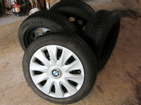 BMW Winter Wheels and Tyres for BMW 1 Series