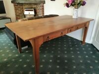 Arts and Crafts style Dining Table