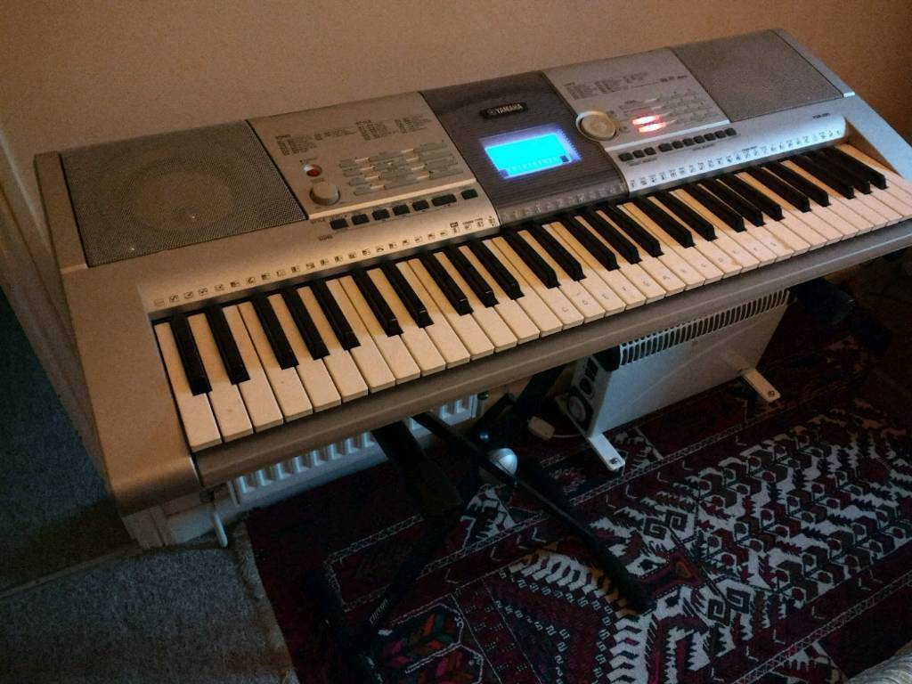 Yamaha Psr 295 Keyboard Amp Stand In Honiton Devon Gumtree