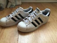Adidas superstar ~ size 5.5 uk