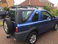 1 year mot Land Rover freelander 2ltr td4 gs low miles 78k 4wd