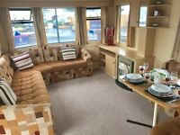 GREAT FIRST TIME BUY! Static Caravan for Sale - Towyn, North Wales.