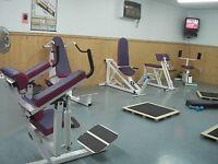 Hydraulic Exercise Machines
