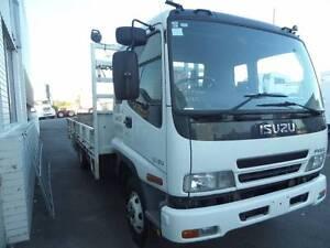 Isuzu FRR525 ISUZU FRR525 Crane Truck Rocklea Brisbane South West Preview