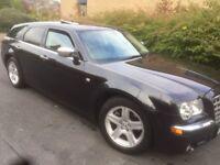 Chrysler 300c estate 2010 full history black