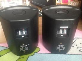 Suzo Happ Wall mounted speakers