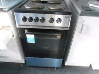 Electric cooker, Beko NEARLY BRAND NEW!! OVEN NEVER USED.