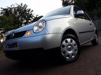 2005 Volkswagen Lupo 1.0 E. Only 25k Miles. Absolutely Stunning Condition Throughout
