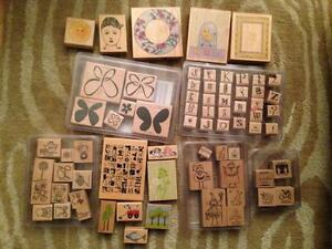 stamps, Stampin'up