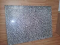 Granite Splashback for Kitchen Suitable for behind cooker hob etc900mm x 664mm x 18mm thick