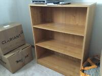 bookcase or dvd storage.