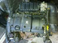 Peugeot 1.6 16v engine