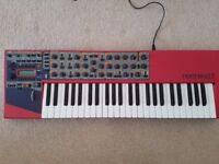 Clavia Nord Lead 3 Performance Synthesizer - Full Keyboard Version - World Class leading Synth