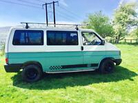 Volkswagen vw T4 transporter Caravelle van
