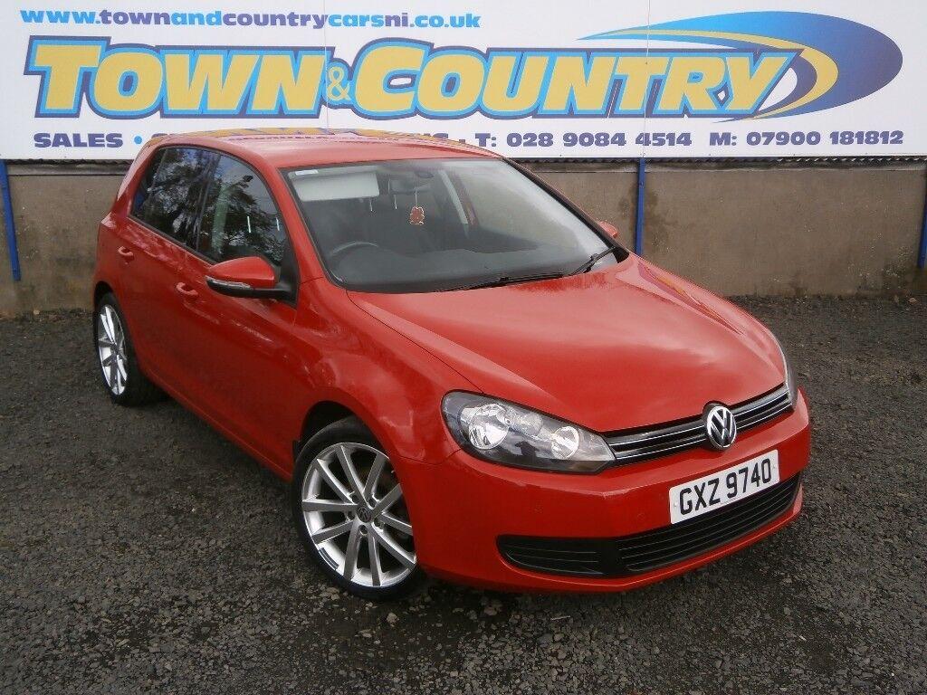 ***2012 Volkswagen Golf MATCH TDI **FULL SERVICE HISTORY**£30 TAX**( mini astra megane jetta 320d )