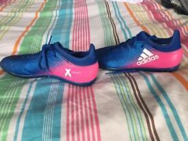 Adidas X 16.3 (football boots Astro turf)