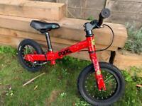 Red Frog Tadpole 12-inch Balance Bike