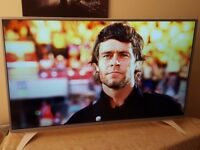 "LG 43"" Full 1080p Smart HD LED TV With Freeview HD (Model 43LF590V)!!!"
