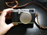 Fujifilm X100 + accessories