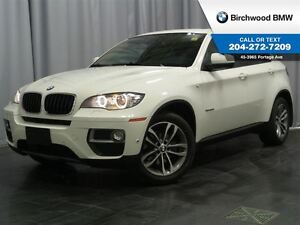 2013 BMW X6 35i Premium Comfort Technology Sound Packages!