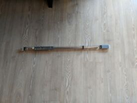 Small, Boxed Curtain Pole - never been used