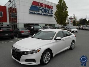 2018 Honda Accord Sedan LX 5 Passenger Front Wheel Drive, 1.5L