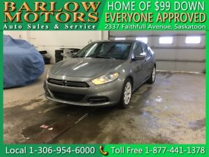 2013 Dodge Dart SXT | $99 DOWN EVERYONE APPROVED!!!