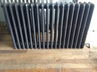 Beautiful cast iron radiator