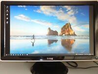 "Large Dell ST2210B 21.5"" HDMI flatscreen monitor."