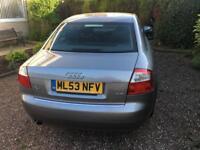 2003 Audi A4 SE 2.0L Petrol