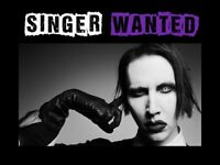 Singer Wanted for a Industrial Group