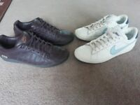 Men's Nike trainers size 8 £4 each